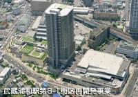 武蔵浦和駅第8-1街区開発事業